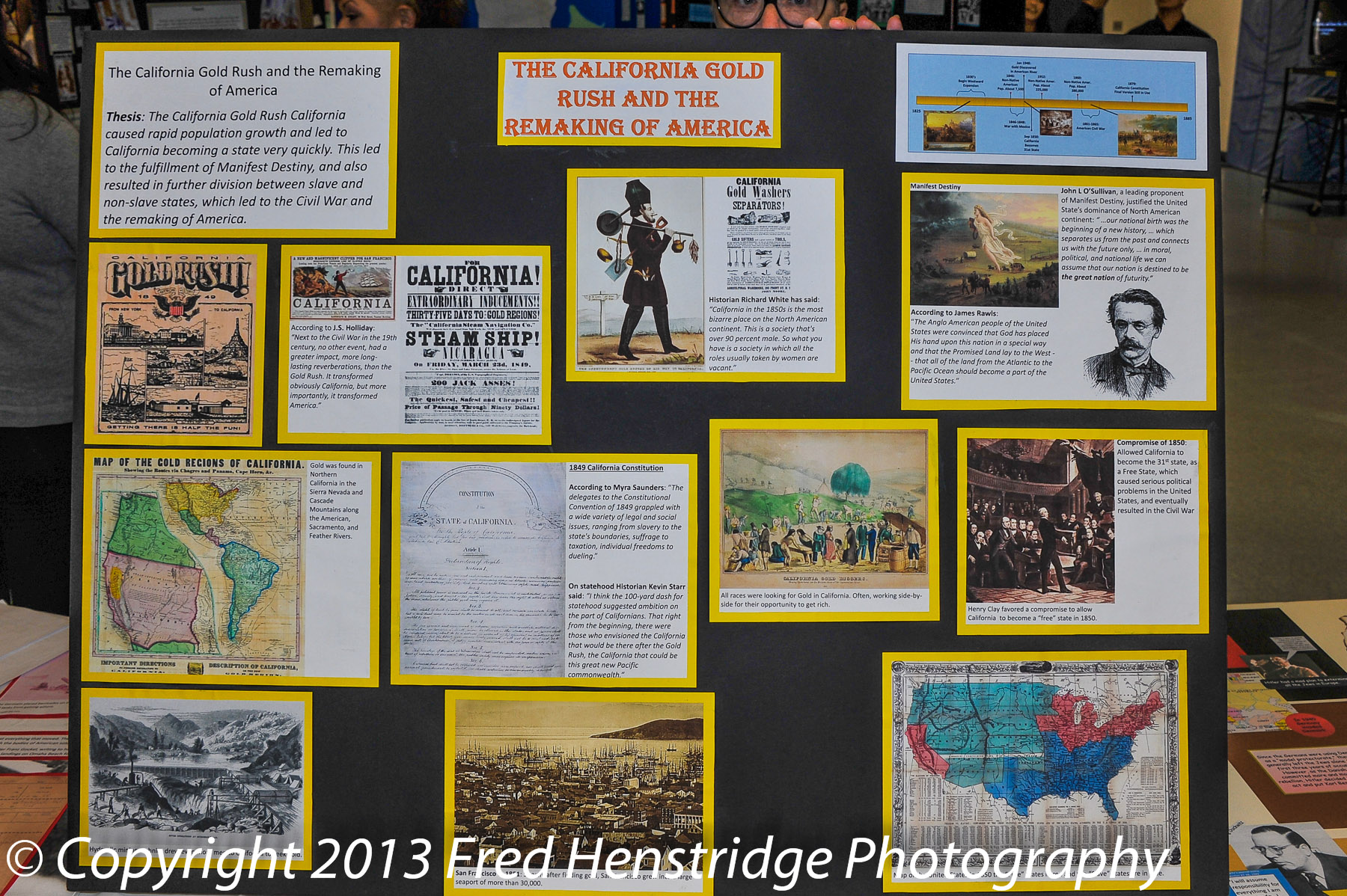 gold rush research paper outline The 1849 gold rush in california as most folks do, once i think of the expression gold rush, it conjures up images of the west pictures of cowboys and crusty old miners ruthlessly and savagely staking their claims.